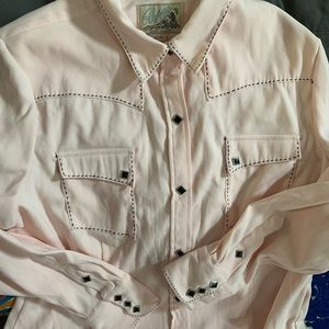 Vintage western short, soft pink, great condition